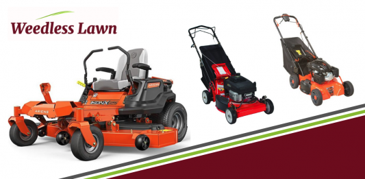 different kinds of ariens lawn mower